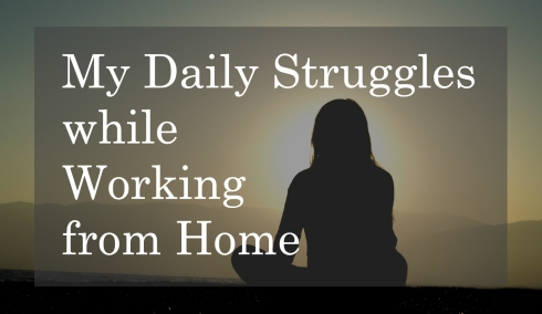work from home struggles, ATCW